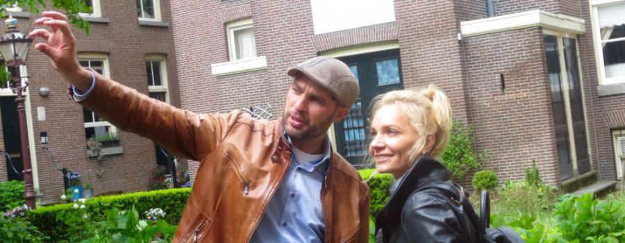 individual Amsterdam city tours